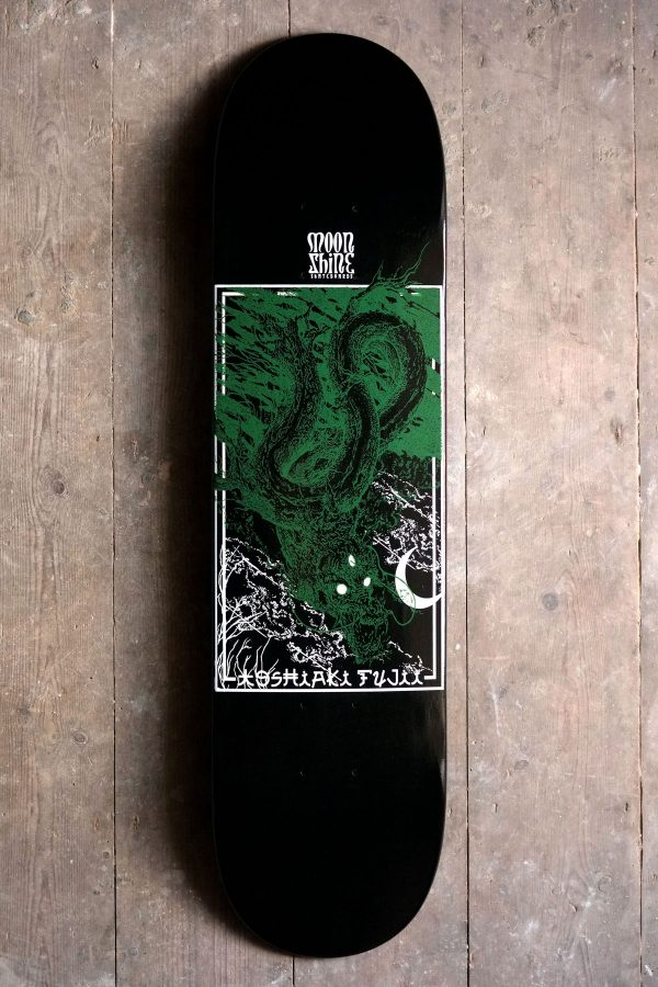 Moonshine Toshiaki Deck Graphic