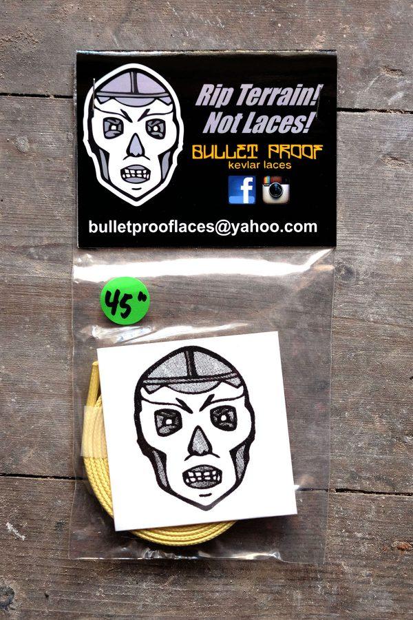 """Bulletproof Laces - 45"""""""