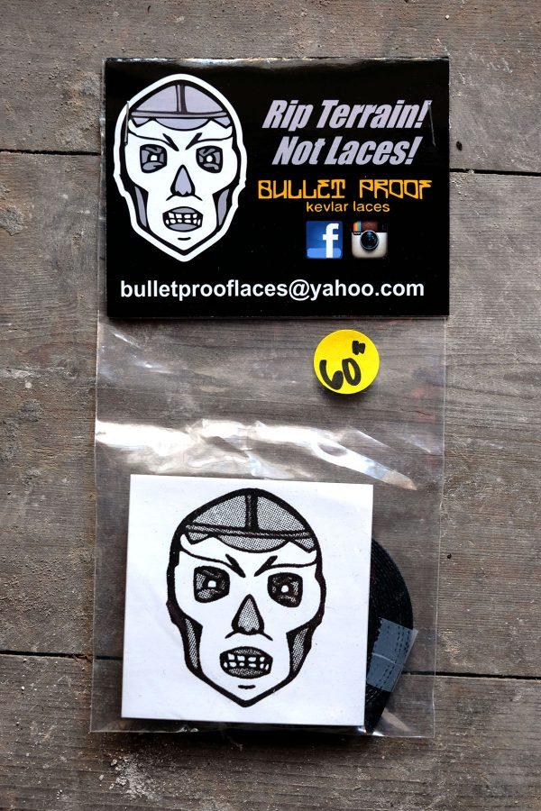 """Bulletproof Laces - 60"""""""