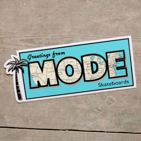 Mode Sticker