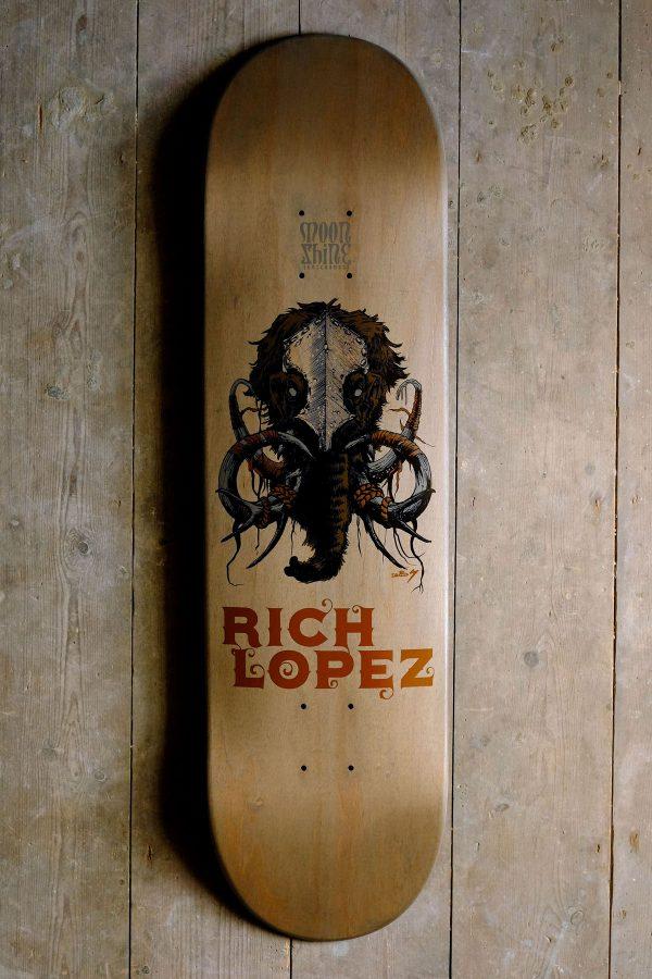 Rich Lopez Popsicle Graphic