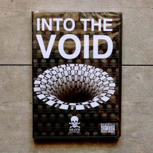 Into the Void DVD Front