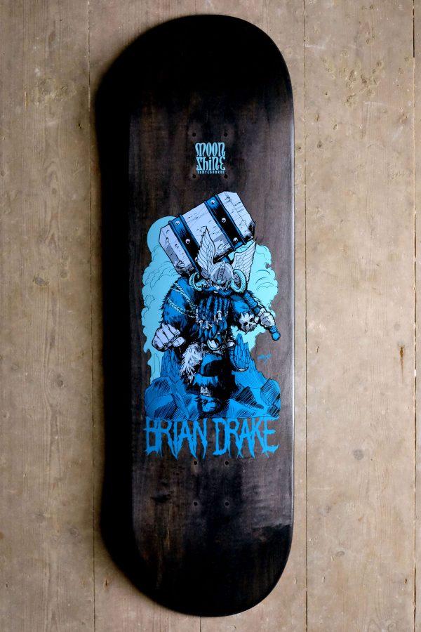 Moonshine Brian Drake Graphic