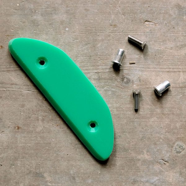 Offset Micro Skid Green