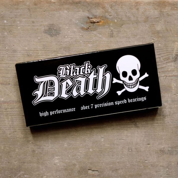 Black Death Bearings Front