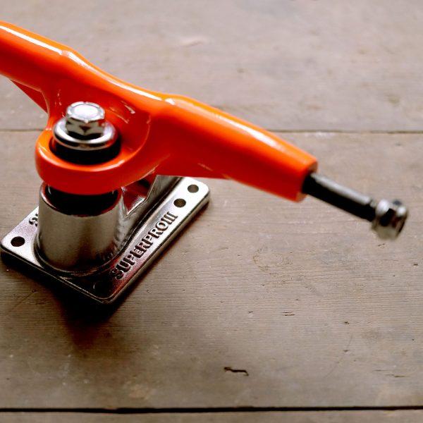 Gullwing Pro III Orange Side 2