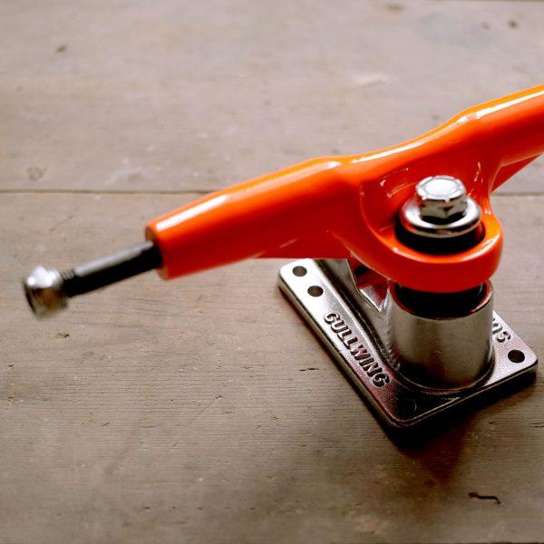 Gullwing Pro III Orange Side