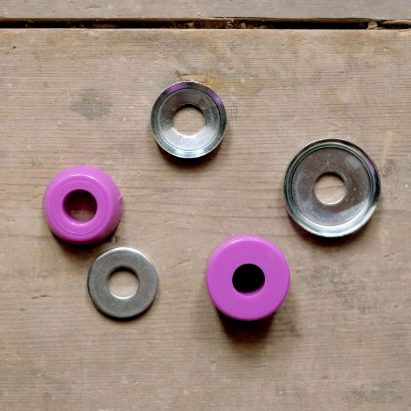 Khiro Barrel Bushing Kit 97a Top View