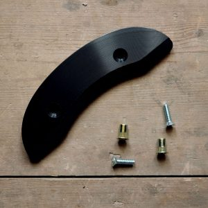 Seismic Skid Plates Black