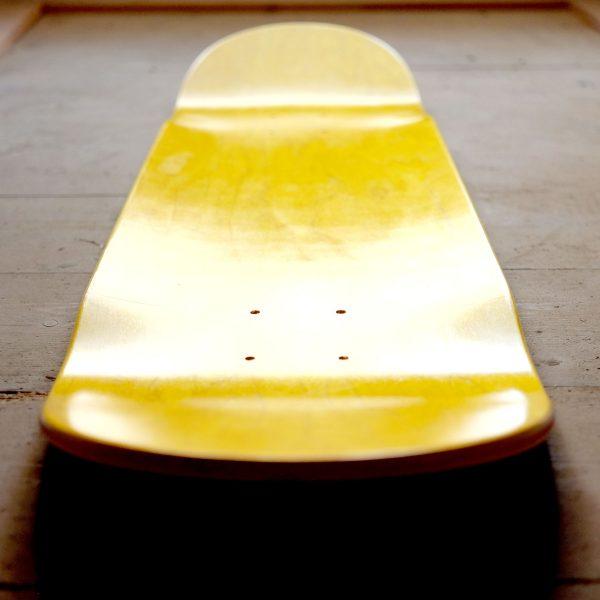 Death Skateboards 8 25 Black Skull Concave