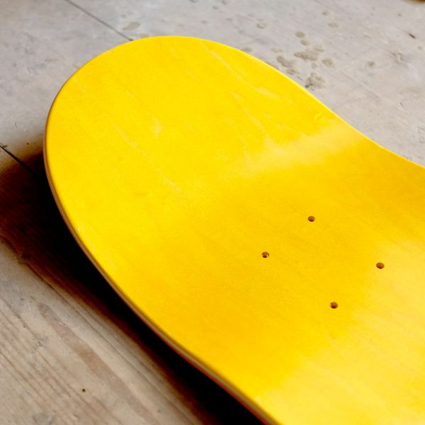Death Skateboards 8 25 Black Skull Nose