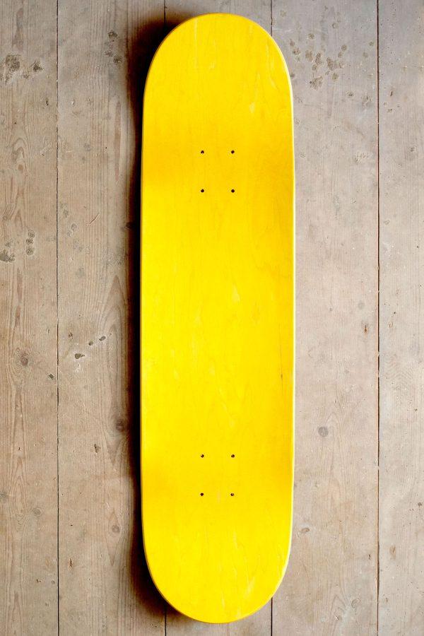 Death Skateboards 8 25 Black Skull Top