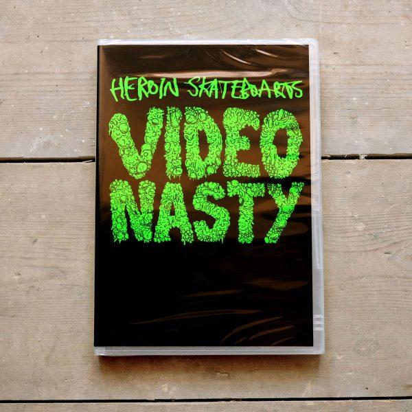 Heroin Video Nasty Front