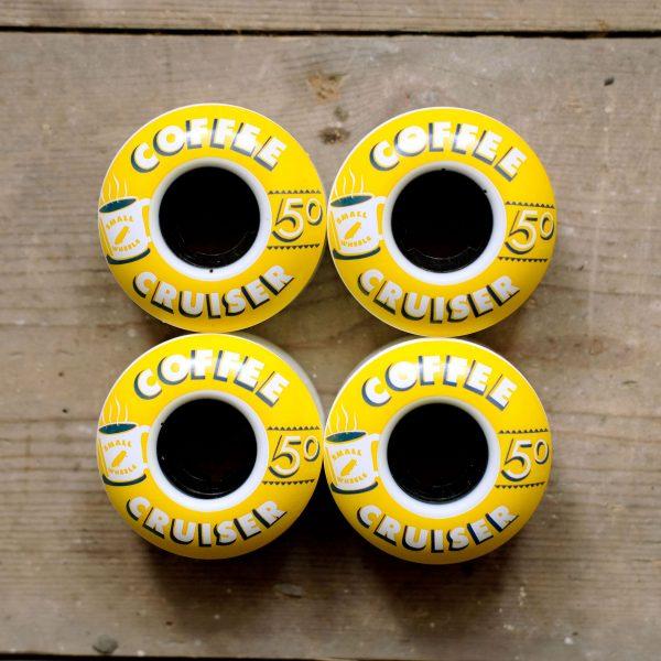 SML Coffee Cruisers Yellow 50mm Main