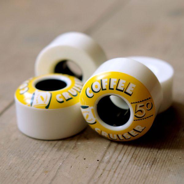 SML Coffee Cruisers Yellow 50mm Side