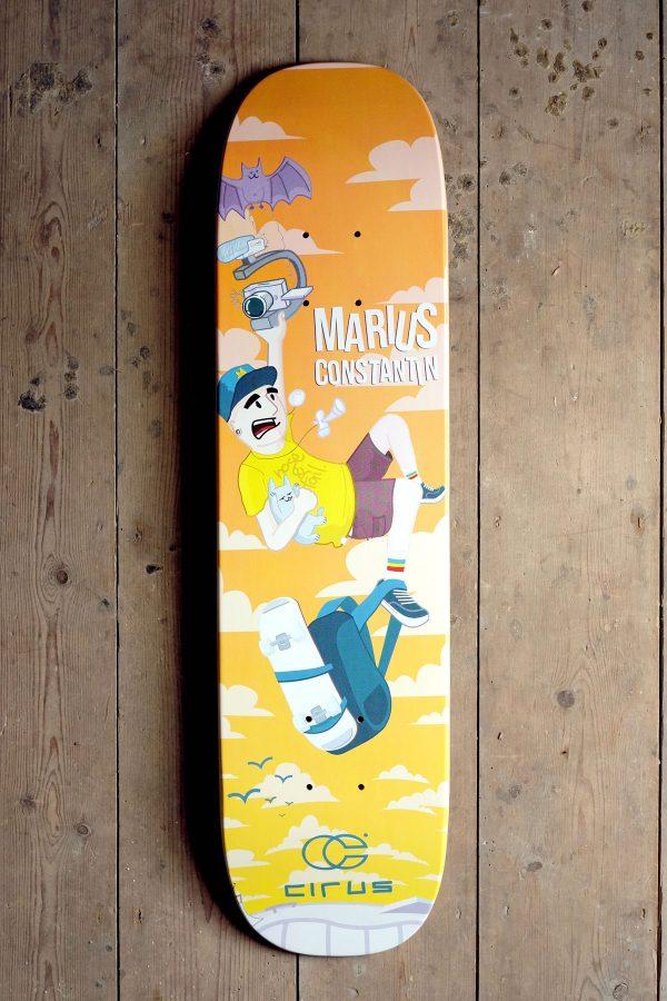 Cirus Marius Constantin Graphic