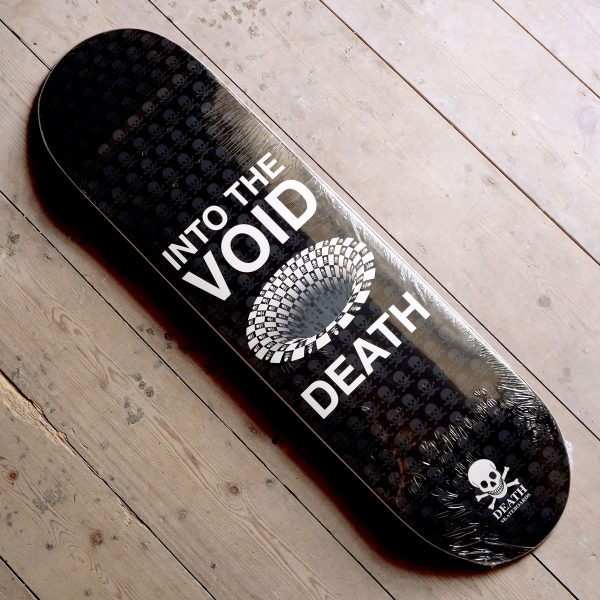 Death Skateboards Into the Void Deck Main