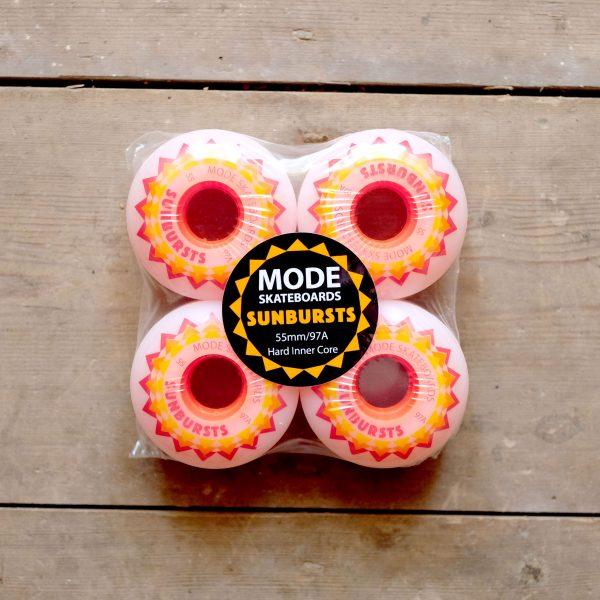 Mode Sunburst Wheels Packaging