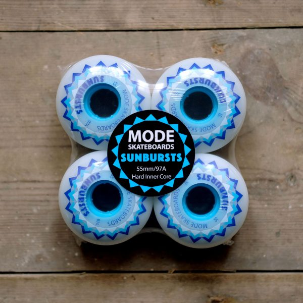 Mode Sunbursts Blue Main