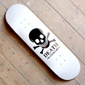 Death OG Skull White