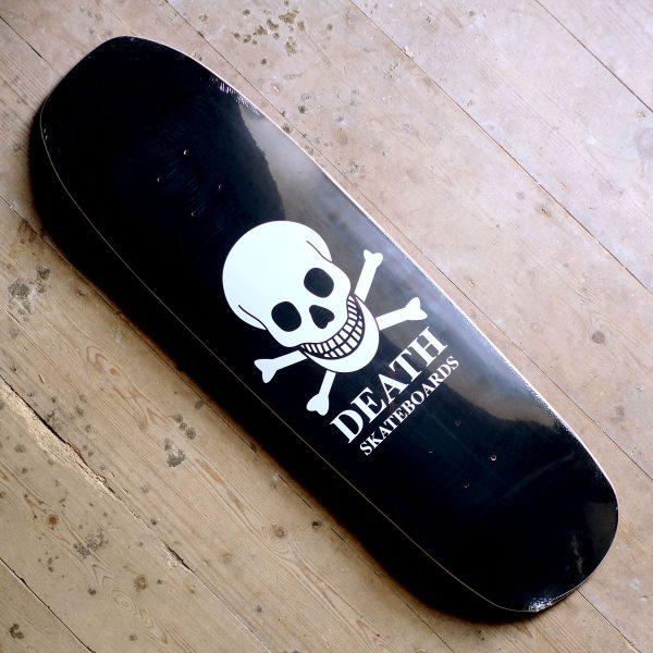 Death Black Skull 922 Shaped