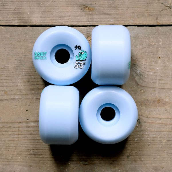 Snot Wheels 53mm All Sides