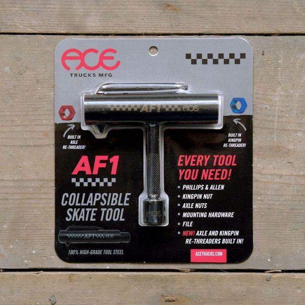 Ace AF1 Tool Pack Front