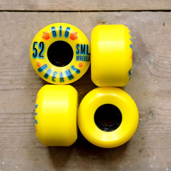 SML Wheels 52mm Succulents All Sides