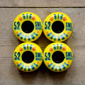 SML Wheels 52mm Succulents Main